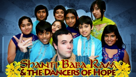 Shanti Baba Ram and the Dancers of Hope
